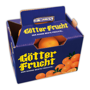 Götter Frucht Premium Orangen