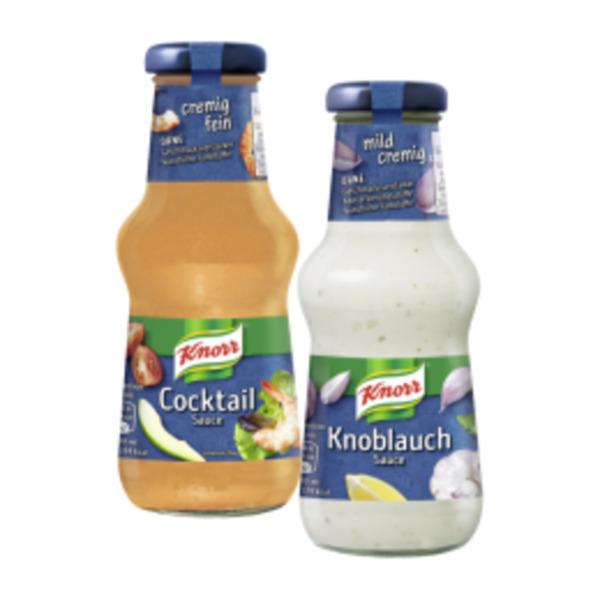 Knorr Schlemmersauce