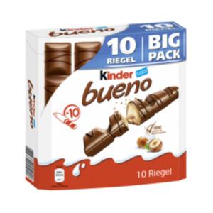 Kinder Bueno 10er