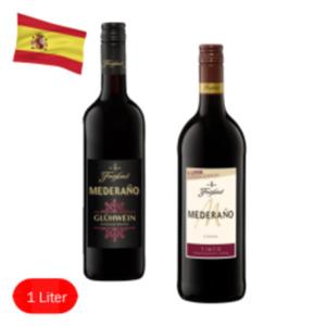 Freixenet Mederaño, Mia Weine oder Mederaño Glühwein