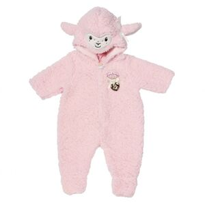 Baby Annabell - Deluxe Schaf Overall - 43 cm