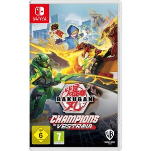 Nintendo Switch Bakugan: Champions von Vestroia