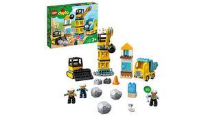 LEGO DUPLO - 10932 Baustelle mit Abrissbirne