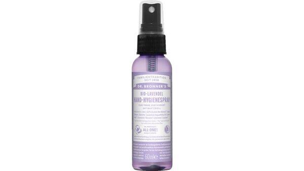 DR. BRONNER'S natürliches Fair Trade Handhygienespray