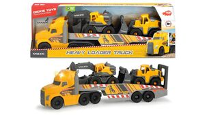 Dickie - Construction - Mack/Volvo Heavy Loader Truck
