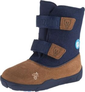 Kinder Winterstiefel BEAR blau Gr. 21