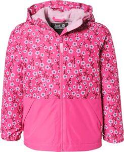 Winterjacke SNOWY DAYS PRINT JACKET KIDS pink Gr. 164 Mädchen Kinder