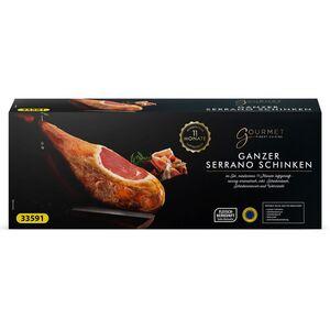GOURMET Ganzer Serrano-Schinken 6,5 kg