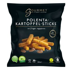 GOURMET Polenta-Kartoffel-Sticks mit Trüffel 450 g