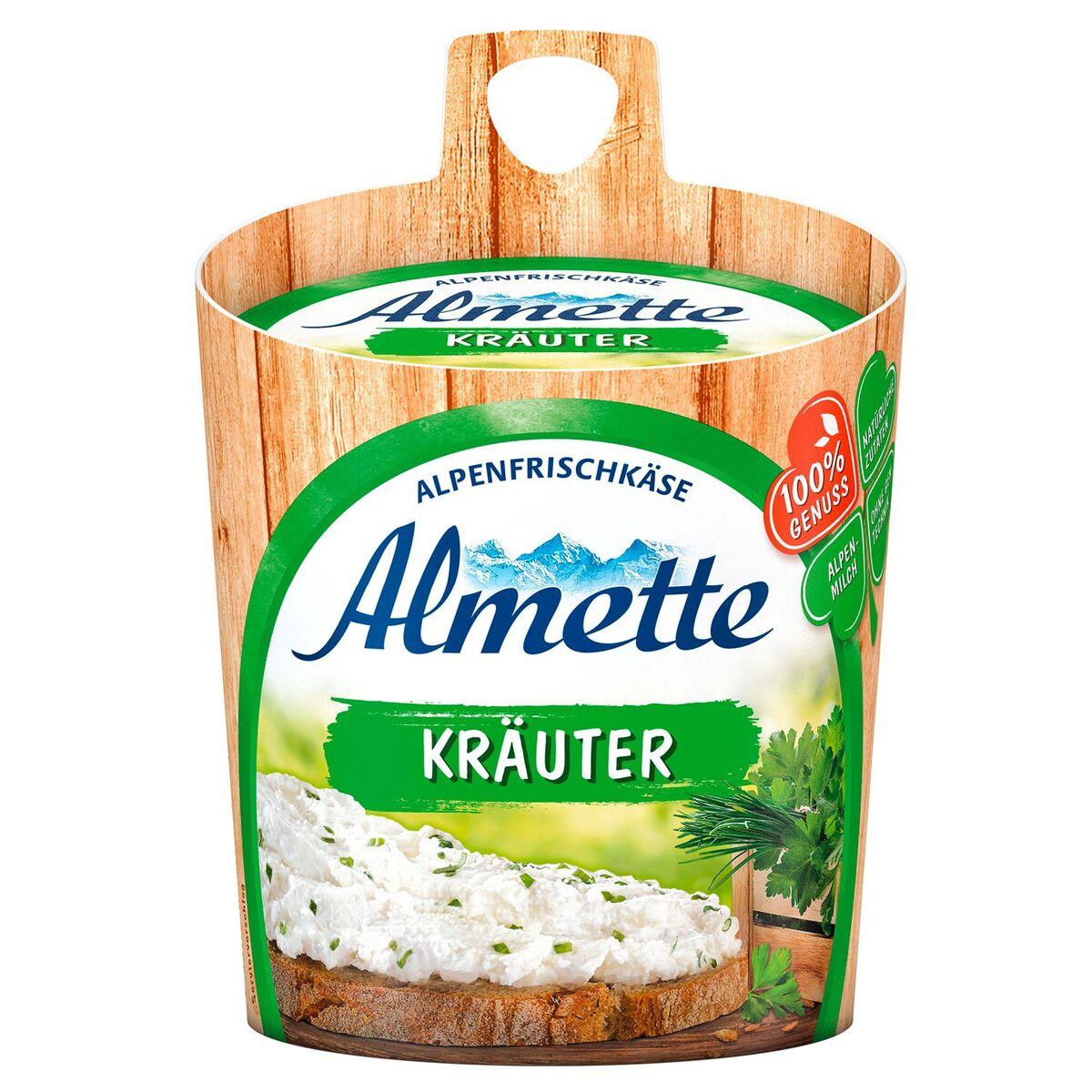 Bild 1 von Almette Alpenfrischkäse 150 g