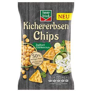 funny-frisch Kichererbsen Chips 80 g