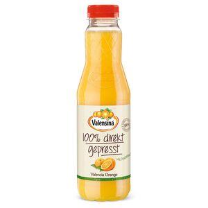 Valensina®  Orangensaft mit Fruchtfleisch 0,75 l