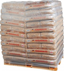 Holzpellets 15 kg ,  Palettenabnahme, 66 Beutel