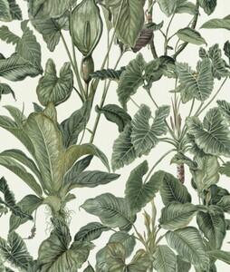 Erismann Vliestapete Paradisio ,  Floral grün, 10,05 x 0,53 m