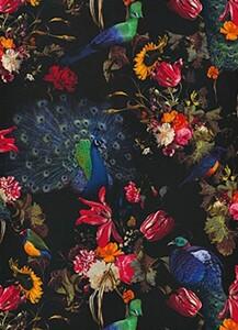 Erismann Vliestapete Instawalls ,  Natur schwarz, 10,05 x 0,53 m