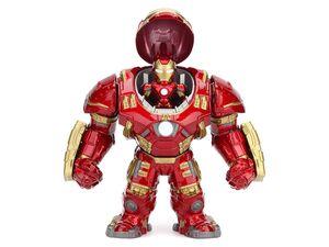 DICKIE Marvel Hulkbuster und Ironman, ineinander verstaubar, ab 8 Jahren