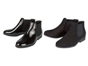 ESMARA® Stiefeletten Damen, mit elastischen Einsätzen