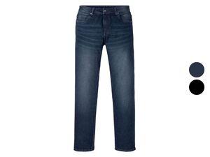 LIVERGY® Jeans Herren, aus Bio-Baumwolle und Elasthan