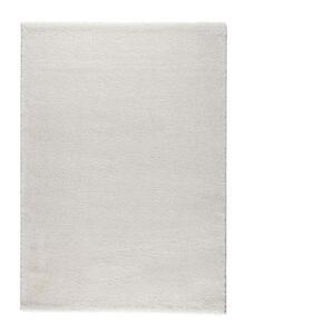 Novel Webteppich 80/150 cm weiß , Skylife 2400 , Textil , Uni , 80x150 cm , in verschiedenen Größen erhältlich , 008065007254