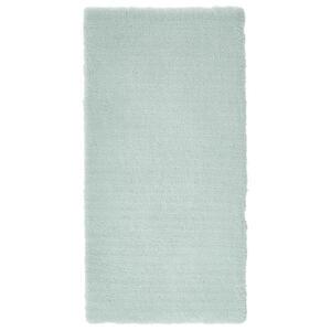 Esprit Hochflorteppich 70/140 cm getuftet hellgrün , Relaxx Esp-4150 , Textil , Uni , 70x140 cm , für Fußbodenheizung geeignet, in verschiedenen Größen erhältlich, für Hausstauballergiker geei