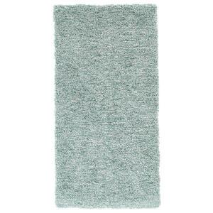 Esprit Hochflorteppich 70/140 cm getuftet silberfarben , Relaxx Esp-4150 , Textil , Streifen , 70x140 cm , für Fußbodenheizung geeignet, in verschiedenen Größen erhältlich, für Hausstauballergi