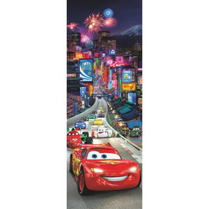 Disney Fototapete , 1-404 , Grau , Papier , Fahrzeuge , 73x202 cm , 003492009501