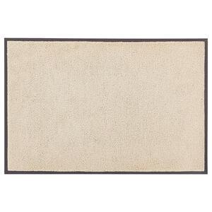 Esposa Fußmatte 60/90 cm uni sahara , Sahara , Textil , 60x90 cm , rutschfest, für Fußbodenheizung geeignet , 004336007192