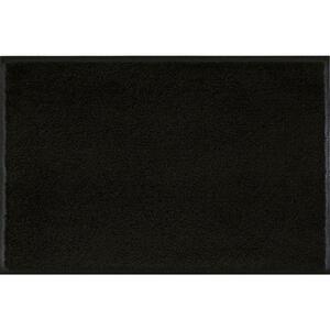 Esposa Fußmatte 50/75 cm uni schwarz , 003748 , Textil , 50x75 cm , rutschfest, für Fußbodenheizung geeignet , 004336011989