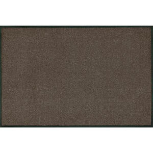 Esposa Fußmatte 75/190 cm uni braun , 022428 , Textil , 75x190 cm , rutschfest, für Fußbodenheizung geeignet , 004336012598