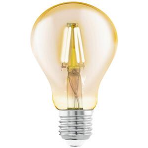 XXXLutz Led-leuchtmittel e27 4 w , 11555 Vintage Led , Klar, Goldfarben , Glas , 13.5 cm , klar , 003348026905