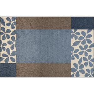Esposa Fußmatte 115/175 cm graphik grau, beige , Florita , Textil , 115x175 cm , rutschfest, für Fußbodenheizung geeignet , 004336013460