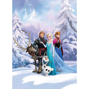 Disney Fototapete , 4-498 , Grau , Papier , 184x254 cm , 003492018501