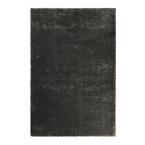 Esprit Hochflorteppich 80/150 cm gewebt anthrazit , Toubkal , Textil , Uni , 80x150 cm , für Fußbodenheizung geeignet, in verschiedenen Größen erhältlich, für Hausstauballergiker geeignet , 007