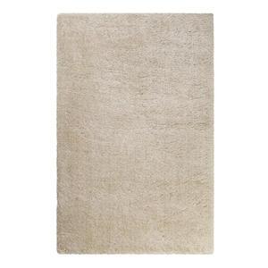 Esprit Hochflorteppich 80/150 cm gewebt beige , Toubkal , Textil , Uni , 80x150 cm , für Fußbodenheizung geeignet, in verschiedenen Größen erhältlich, für Hausstauballergiker geeignet , 0076060