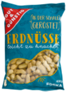 Ägypten Gut & Günstig Erdnüsse "Jumbo"