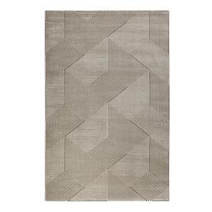 Esprit Webteppich 133/200 cm beige , Velvet Groove , Textil , Uni , 133x200 cm , für Fußbodenheizung geeignet, in verschiedenen Größen erhältlich, Fasern thermofixiert (heatset), lichtunempfindl