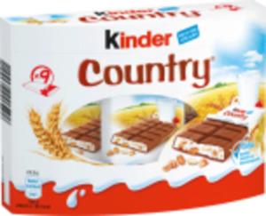 Ferrero Kinder Country