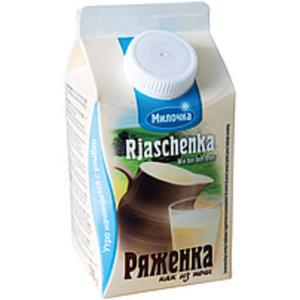 "Joghurterzeugnis ""Rjaschenka"" 3,5% Fett"
