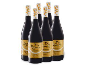 6 x 0,75-l-Flasche Weinpaket Don Ramon Garnacha Roble, Rotwein