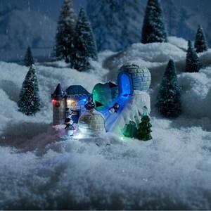 Konstsmide LED-Dekoleuchte Pinguine im Schnee