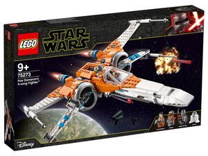 LEGO® Star Wars™ 75273 »Poe Damerons X-Wing Starfighter™«