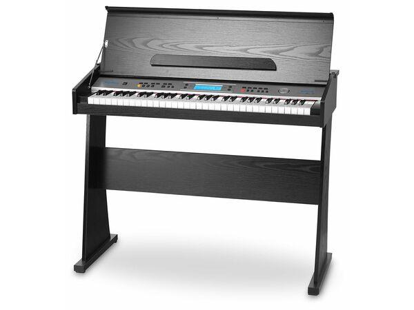 FunKey DP-61 II Digitalpiano mit Ständer Schwarz