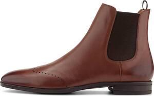 BOSS, Chelsea-Boots Kensington in mittelbraun, Boots für Herren