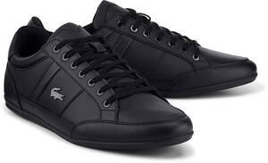 Lacoste, Sneaker Chaymon Bl 1 in schwarz, Sneaker für Herren
