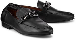 Another A, Trend-Slipper in schwarz, Slipper für Damen