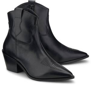 Another A, Western-Boots in schwarz, Stiefeletten für Damen
