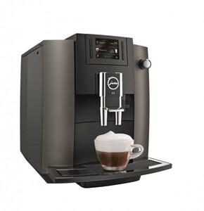 Jura Kaffeevollautomat E6 dark inox ,