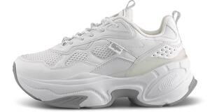 Buffalo, Plateau-Sneaker Crevis P1 in weiß, Sneaker für Damen