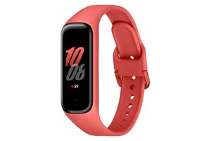 Samsung Fitnessarmband Fit 2 scarlet red