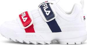 Fila, Sneaker Disruptor Straps in weiß, Sneaker für Damen